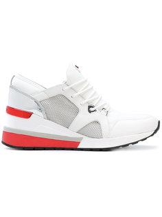 кроссовки со шнуровкой на платформе Michael Michael Kors