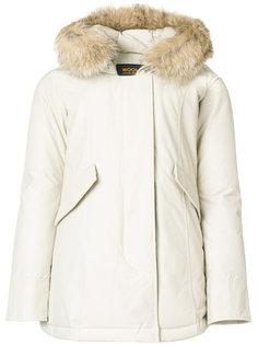 классическое приталенное пальто  Woolrich