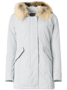 классическое дутое пальто  Woolrich