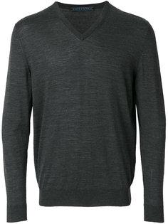 свитер с V-образной горловиной Kiton