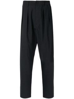 брюки по щиколотку Diesel Black Gold