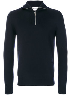 свитер с высоким воротником на молнии Dondup