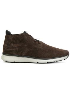 ботинки со шнуровкой Hogan