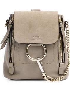 мини-рюкзак Faye Chloé