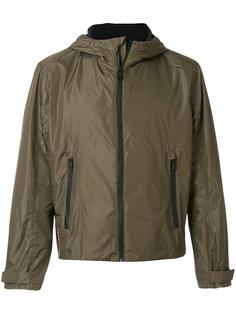 куртка с капюшоном Prada
