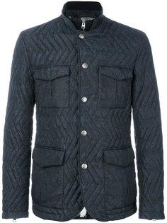 стеганая куртка Etro