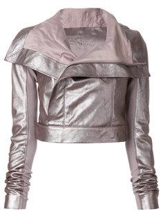 укороченная куртка Rick Owens