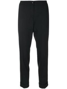 укороченные строгие брюки  Etro