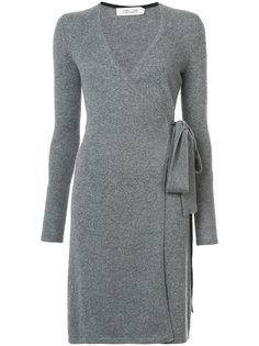 платье с запахом Dvf Diane Von Furstenberg