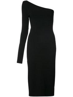 платье с открытым плечом Dvf Diane Von Furstenberg