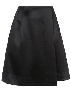 юбка мини с запахом Dvf Diane Von Furstenberg