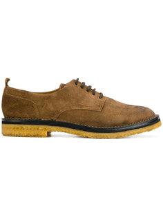классические туфли на шнуровке Buttero
