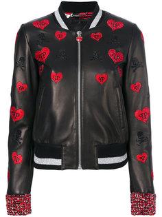 куртка-бомбер Frios Philipp Plein