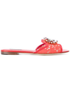 сандалии Bianca  Dolce & Gabbana