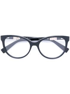 очки в круглой оправе Max Mara