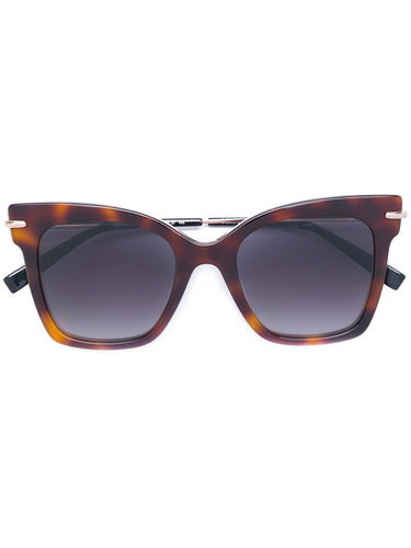 солнцезащитные очки в оправе 'кошачий глаз' Max Mara