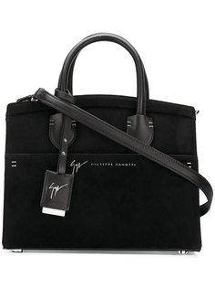 маленькая сумка-тоут Angelina Giuseppe Zanotti Design