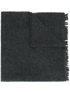 длинный шарф Rick Owens