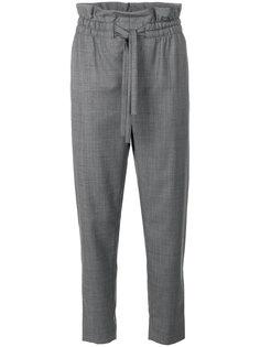 """брюки с талией """"бумажный пакет"""" Iro"""