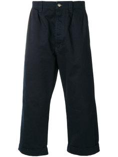 укороченные брюки Winter Paul Société Anonyme