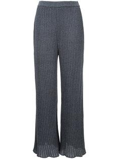 брюки с ребристой фактурой G.V.G.V.