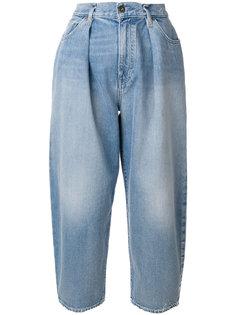 широкие укороченные джинсы Barrel Levis: Made & Crafted