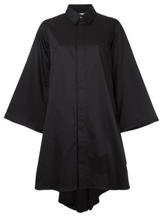 расклешенное платье-рубашка  Maison Mihara Yasuhiro