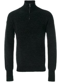 свитер с отворотной горловиной Roberto Collina