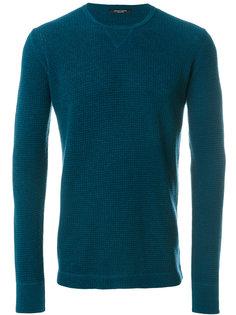 классический трикотажный свитер Roberto Collina