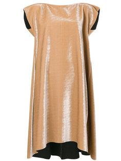 свободное платье  Mm6 Maison Margiela