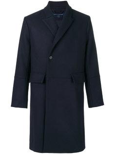 двубортное пальто Thames Natural Selection