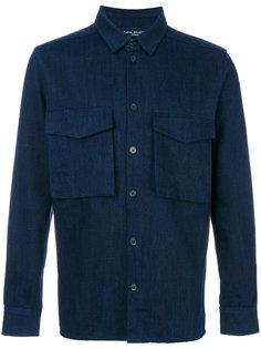 джинсовая рубашка Lambeth  Natural Selection