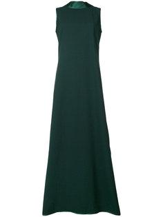 платье с отделкой сзади  P.A.R.O.S.H.