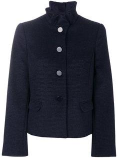 куртка с оборкой  Armani Collezioni