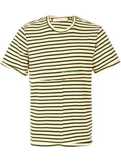 полосатая футболка Eckhaus Latta