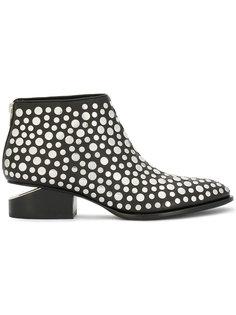 ботинки по щиколотку Kori Alexander Wang