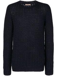 вязаный свитер с высоким воротником Nuur