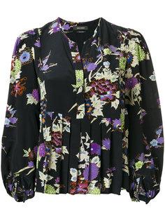 блузка с цветочным принтом Ivia Isabel Marant