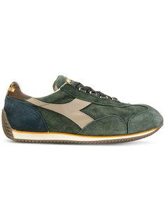 """кроссовки на шнуровке дизайна """"колор-блок"""" Diadora"""