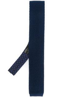 трикотажный узки галстук Etro