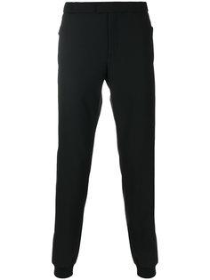 брюки с манжетами на резинке Les Hommes