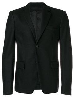 блейзер с нагрудным карманом Prada