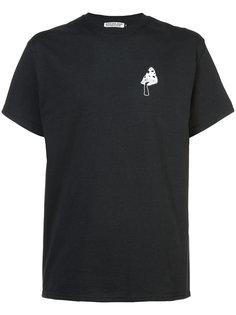 футболка с принтом гриба Dreamland Syndicate
