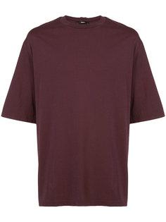 футболка мешковатого кроя  Yang Li