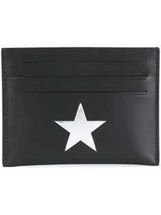 визитница со звездой Givenchy