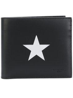 визитница с элементом звезды Givenchy