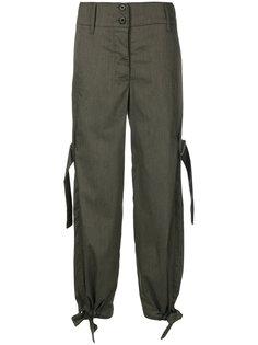 брюки со шнуровкой  Lost & Found Ria Dunn