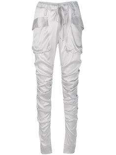 брюки со шнурком  Lost & Found Ria Dunn