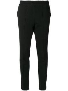 укороченные брюки слим  Alexander Wang