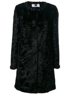 свободная куртка  Blumarine